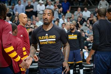 JR Smith Gives Uplifting Update On His Baby Daughter
