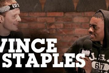 Vince Staples Talks Corny Rappers Who Hide Behind Drugs & Money With Damon Campbell