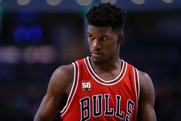 """Jimmy Butler Calls Out Marcus Smart: """"He's Not About That Life"""""""