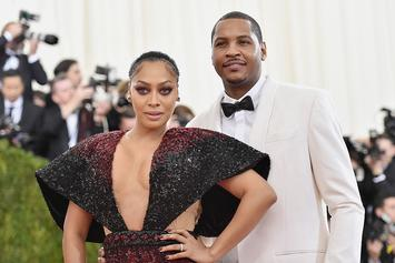 Carmelo Anthony Doing Everything He Can To Get La La To Take Him Back