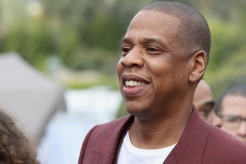 Jay Z Sued For Using Roc Nation Logo On MLB Merch