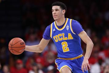 Lonzo Ball Will Reportedly Unveil His Big Baller Brand Signature Shoe Today