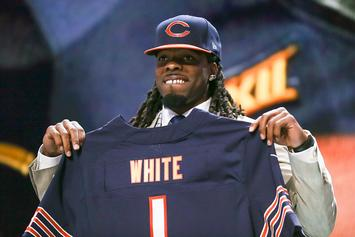 """Bears WR Kevin White's Maserati Stolen During """"Bump And Run"""" Car Theft"""