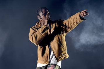 Travis Scott Reportedly Arrested For Inciting A Riot