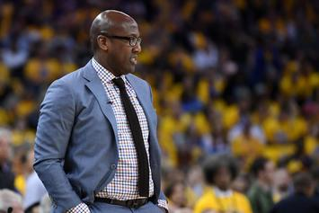 Warriors Coach Mike Brown Describes How He Was Almost Arrested Before Game 2