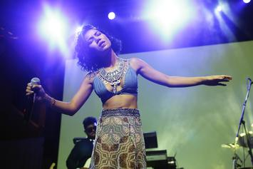 Jhené Aiko Teams With Galore For Photoshoot & Interview