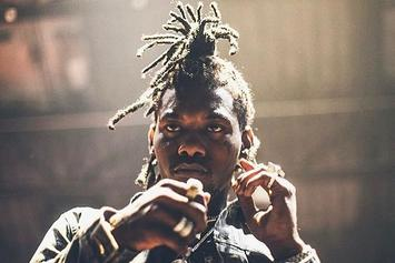 Offset & SahBabii Exchange Threatening Videos