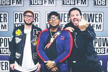"""Cyhi The Prynce Freestyles Over Kendrick Lamar's """"HiiiPower"""" For LA Leakers"""