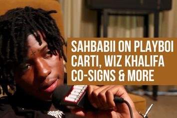 "Sahbabii: ""Pull Up Wit Ah Stick"" Co-Signs, Young Thug Studio Session & More"