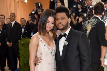 The Weeknd & Selena Gomez Reportedly Making Music Together