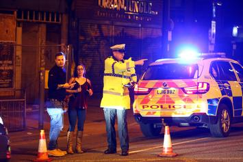 New Photos From Ariana Grande Concert Bombing Surface