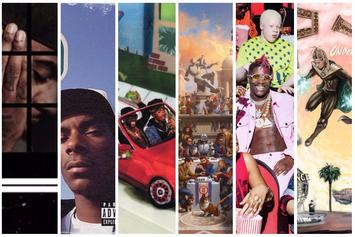 The Best Hip Hop Songs Of May (On Spotify)