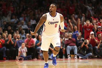 "Glen ""Big Baby"" Davis Calls Out Austin Rivers: ""Your Dad Gave You Your Money"""
