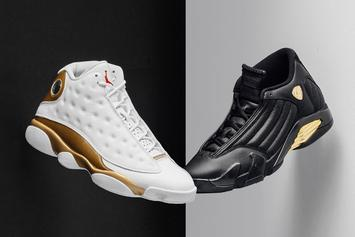 "Air Jordan 13/14 ""Defining Moments Pack"" Will Retail For $500"