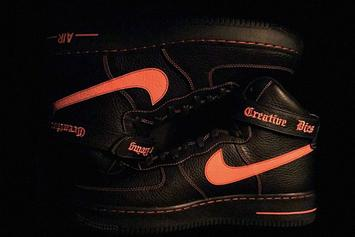 VLONE x Nike Air Force 1 High Reportedly Releasing Later This Year