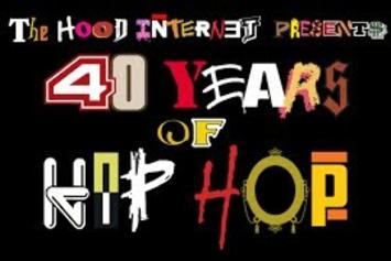 Fire! 40 Years Of Hip Hop Mashed Up Into One Song