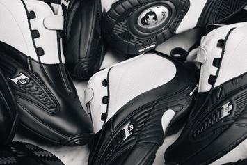 "Reebok Answer IV ""Stepover"" To Release Exclusively In Philly"