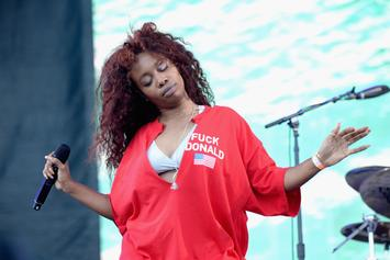 """SZA Speaks With Ebro About """"CTRL,"""" Working With All-Male TDE, & More"""
