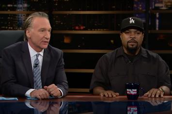 """Ice Cube Explains To Bill Maher Why He Can't Use The N-Word: """"It's Like A Knife"""""""