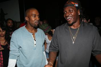 """Pusha T's """"King Push"""" Will Feature """"Mostly Kanye West"""" Production"""