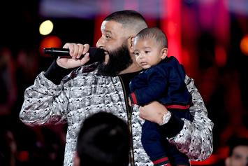 """DJ Khaled's """"Grateful"""" Deluxe Edition Cover Is Here"""