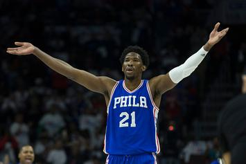 """Philadelphia Sixers Reportedly In """"Serious Talks"""" To Trade For #1 Pick"""