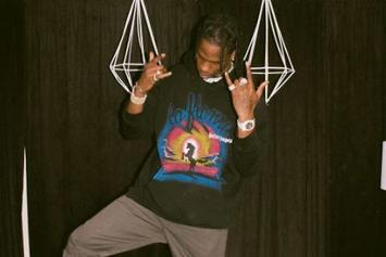 "Travis Scott Re-Releases His ""Bird's Eye View"" Merchandise"
