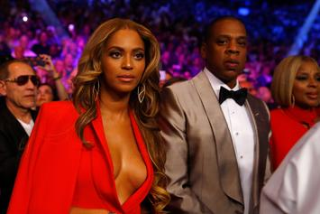 """JAY-Z & Beyoncé's Twins Were Reportedly Premature, Are """"Under The Lights"""""""