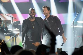 """Watch Jason Derulo Perform """"Swalla"""" On """"The Late Late Show"""""""