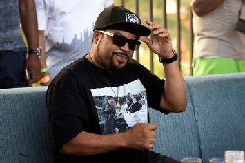 Ice Cube Reveals How He Got His Name, Gives Stephen Colbert A Hip-Hop Moniker