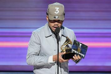 """Chance The Rapper To Donate """"Best Rap Album"""" Grammy To Chicago Museum"""