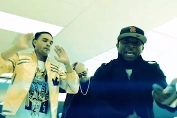 """Mally Mall Feat. O.T. Genasis, Maejor """"All On Me"""" Video"""
