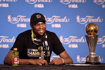 """Nike And Kevin Durant Release Documentary, """"Still KD: Through The Noise"""""""