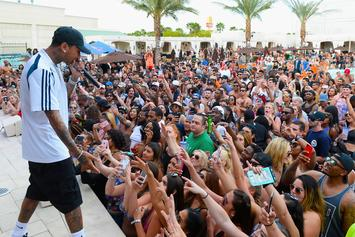 Tyga Makes The Crowd Go Crazy During Recent Concert Performance