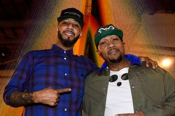 Timbaland & Swizz Beatz Will Officially Face Off In A Beat Battle