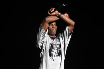 DMX Drops Words Of Wisdom At Brooklyn Hip Hop Festival