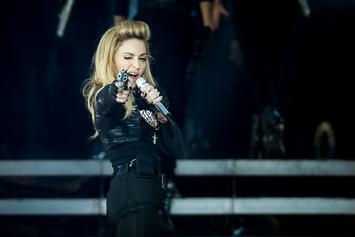 Madonna Files Emergency Court Order To Block Sale Of Tupac Letter