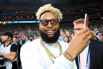 Odell Beckham Jr. Wants To Be Highest Paid Player In The NFL: Video
