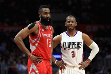 Watch James Harden And Chris Paul's Drew League Highlights