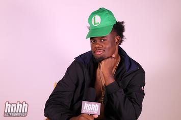 """Ugly God Talks """"The Booty Tape,"""" Lil B & More On Cruz Show"""