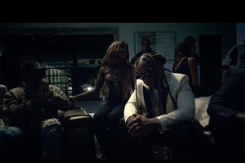 "Ty Dolla $ign Feat. Lil Wayne, The-Dream ""Love U Better"" Video"
