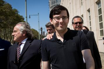 Martin Shkreli Played The Wu-Tang Album He Bought For $2 Mil In An Interview