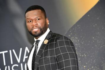 """50 Cent Throws Shade At """"Empire,"""" Gabrielle Union"""