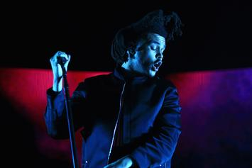 The Weeknd Will Perform At This Year's Video Music Awards