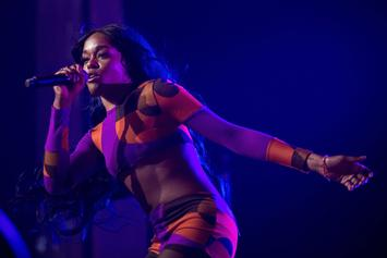 Azealia Banks Goes Totally Nude In New NSFW Photos