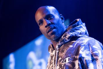 DMX Placed On House Arrest After Failing Drug Tests