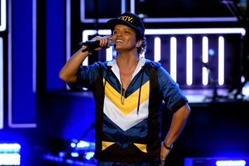Bruno Mars Donates $1 Million To Victims Of Flint Water Crisis