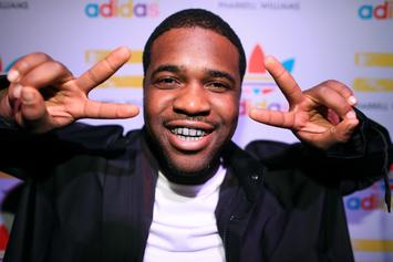 "A$AP Ferg Lands Meek Mill, Lil Yachty & More On ""Still Striving"" Tracklist"