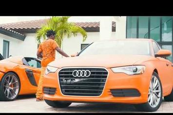 "Kodak Black ""Transportin"" Video"
