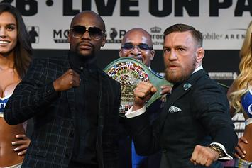 Floyd Mayweather vs Conor McGregor Weigh-In: Live Stream